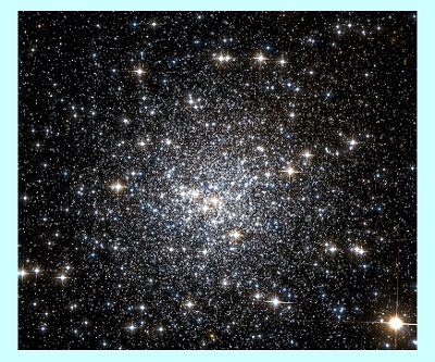 Cluster NGC 6584